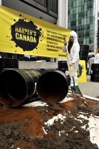 Image obtained via Greenpeace Canada