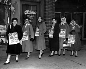 Women on Strike