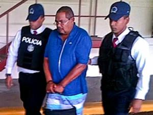 Arthur Porter Arrest