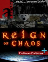 Reign of Chaos | Arbitrage Magazine | Vol. 3, No. 1