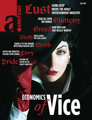 Economics of Vice | Arbitrage Magazine | Vol. 3, No. 2