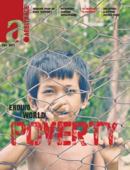 Ending World Poverty | Arbitrage Magazine | Vol. 4, No. 1