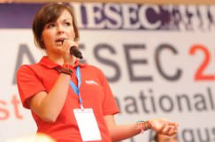 AIESEC - Fostering Female Leadership in Post-Secondary Education