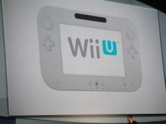 Nintendo unveils the WiiU