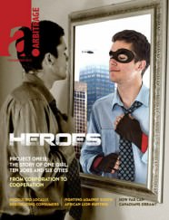 Heros | Arbitrage Magazine | Vol. 4, No. 4