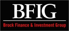 Brock Finance & Investment Group