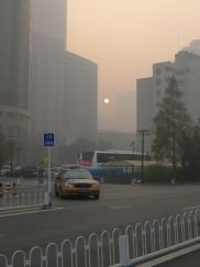 Air Pollution in China and its Effects on Canada