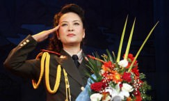 A Visible First Lady for China