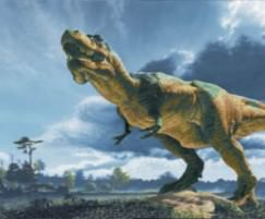 Discovery Proves T. rex was a Predator