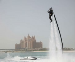 Jetpacks Become Popular in Commercial Use