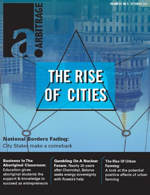 The Rise of Cities | Arbitrage Magazine | Vol. 5, No. 5