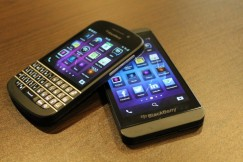 The Blackberry CEO Set to Deploy the Golden Parachute