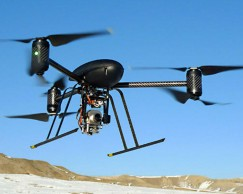 Scientists Monitor Environmental Trends with Eco-Drones