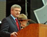 Harper's support for Israel not without its criticism