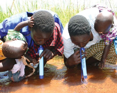 Image courtesy of LifeStraw Products