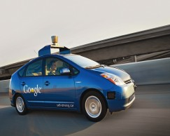 Google Unveils New Self-Driving Car
