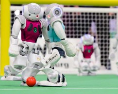 Japan plans to hold Robot Olympics by 2020