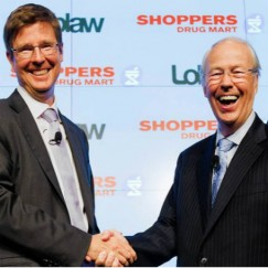 Shoppers Drug Mart Shareholders Accept Loblaw's Acquisition
