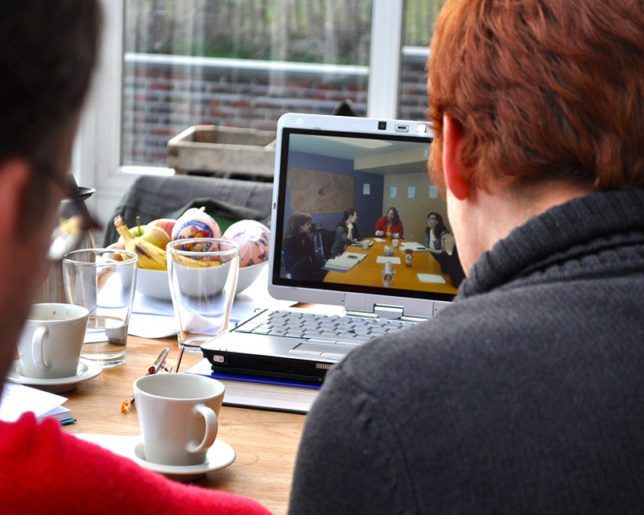 Face to Face vs. Screen to Screen: Which Type of Business Meetings Are Best?